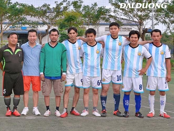 Đội Kho Tân Tạo - cải thiện với nhiều cầu thủ chất lượng